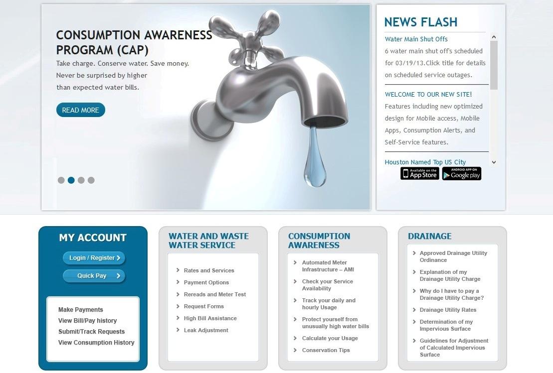 Water Bills Project